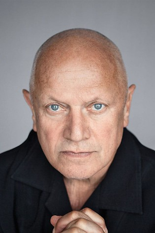Steven Berkoff • Qvoice • London based Voice Over Agency